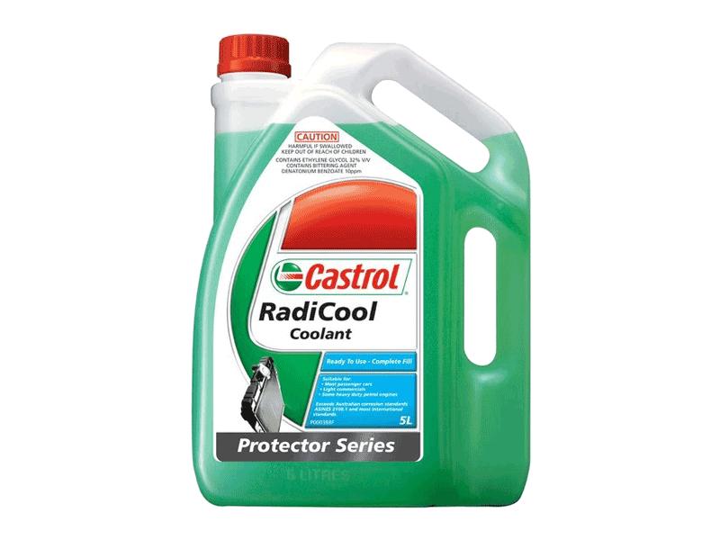 Антифриз Castrol Radicool