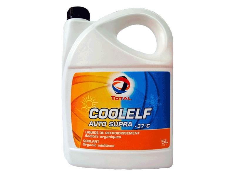 Антифриз Coolelf G12 от Total