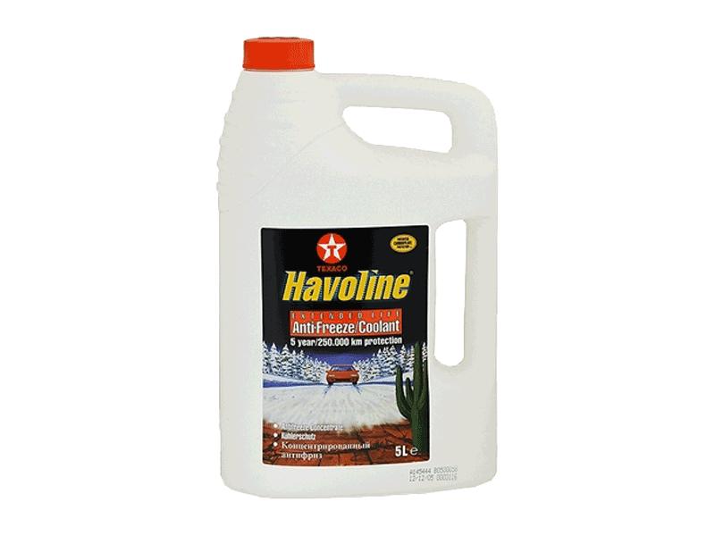 Антифриз Havoline красный