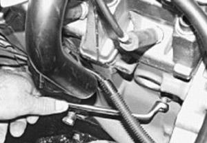 Слив антифриза из блока двигателя ВАЗ 2114