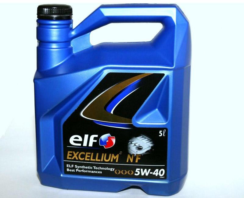 Масло Elf EExcellium NF 5W40