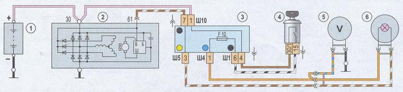 generator 2107 - Устройство генератора ваз 2107 инжектор