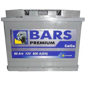 Аккумулятор Кайнар Bars Premium