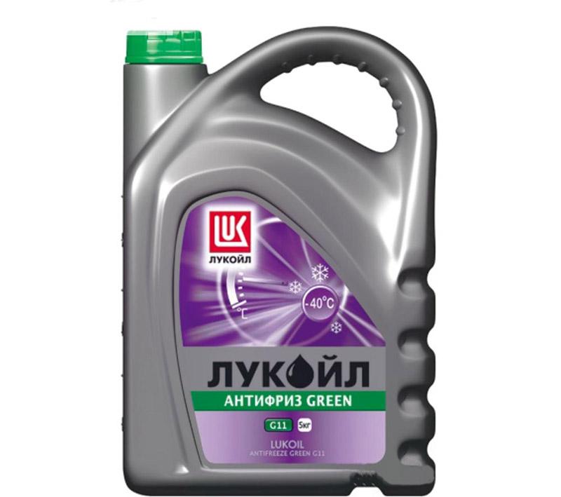 Антифриз G11 от Лукойл