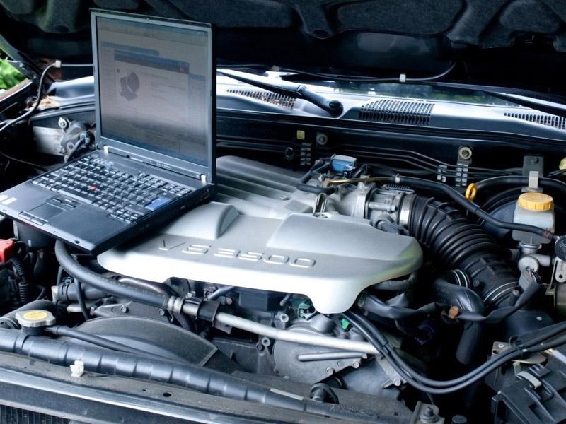 Чип-тюнинг двигателя